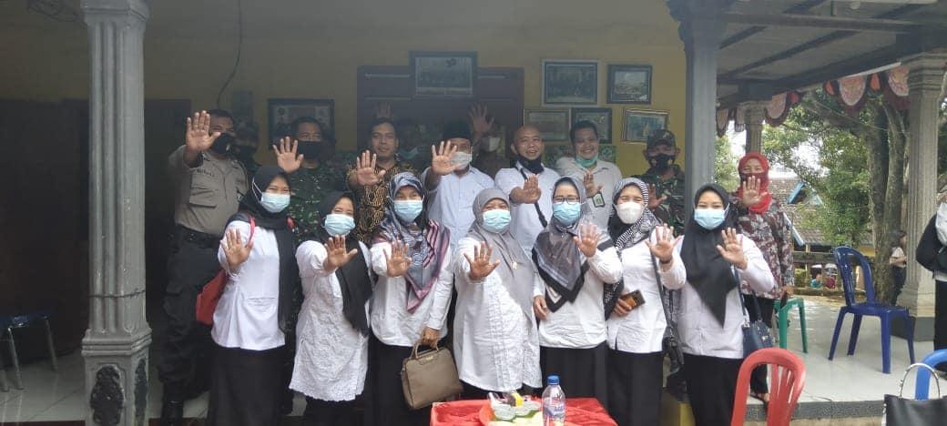 Deklarasi ODF 3 Desa Wilayah Kerja Puskesmas Pandan